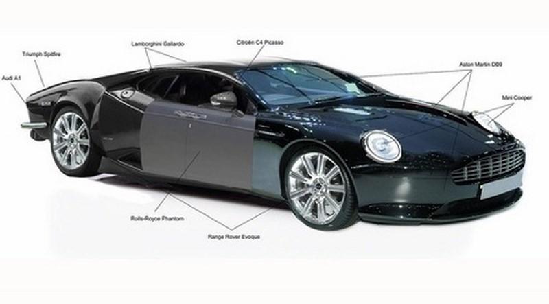 Самый красивый автомобиль в мире оказался самым уродливым