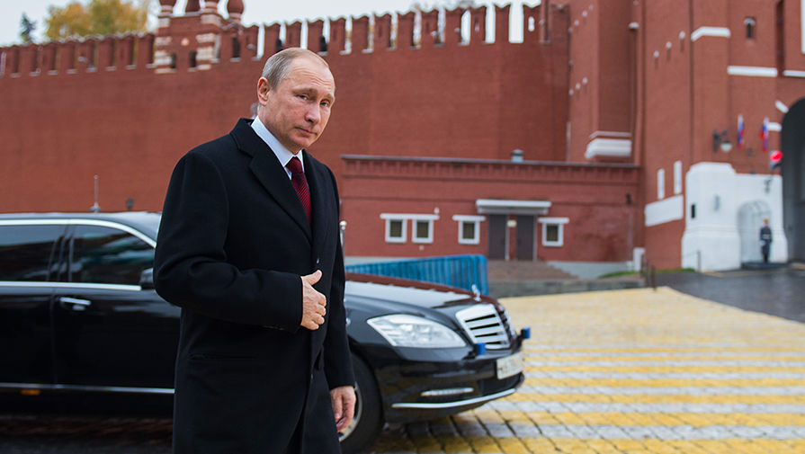 Путин — самый влиятельный
