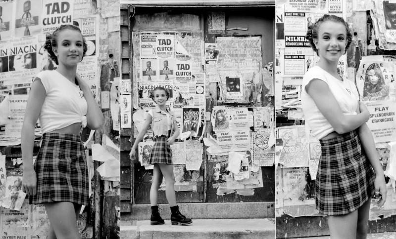 Бритни снова 13: ранние неопубликованные фото маленькой Бритни Спирс