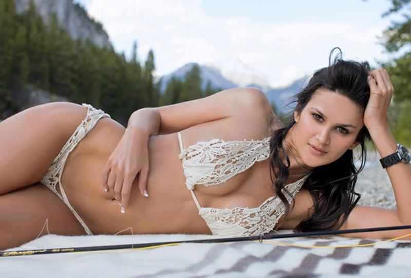 Лерин Франко - очаровательная спортсменка