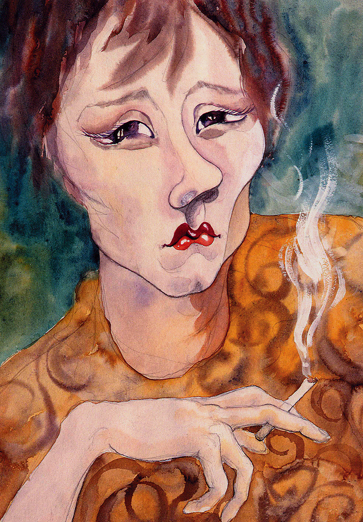 Картины и рисунки Юрия Богатырева