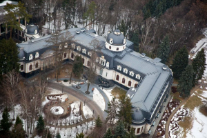 дворец Игоря Шувалова