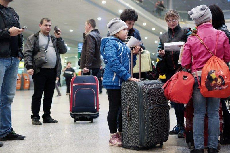 Россияне бегут из Сибири