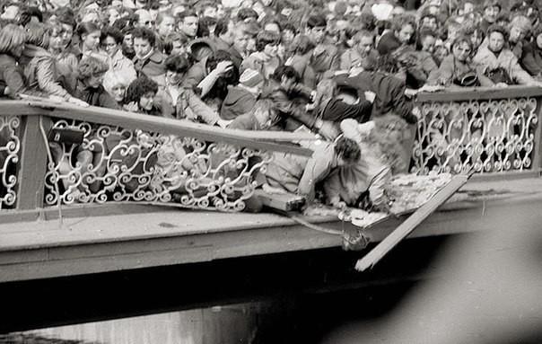 Удивительные исторические фотографии, которых вы ещё не видели