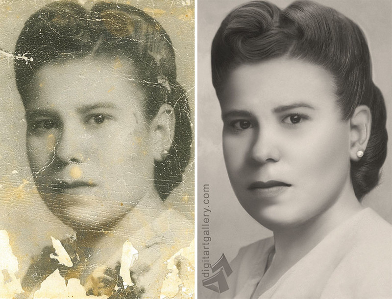 3 Ways to Restore Old Photographs - wikiHow