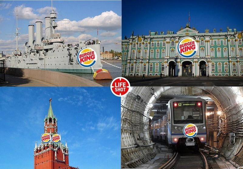 """Бургер кинг"" хочет выкупить крейсер ""Аврора"" за 50 млн"