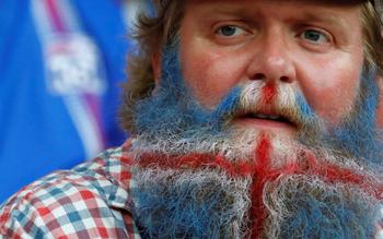 Болельщик сборной Исландии пожаловался на сложные названия российских городов