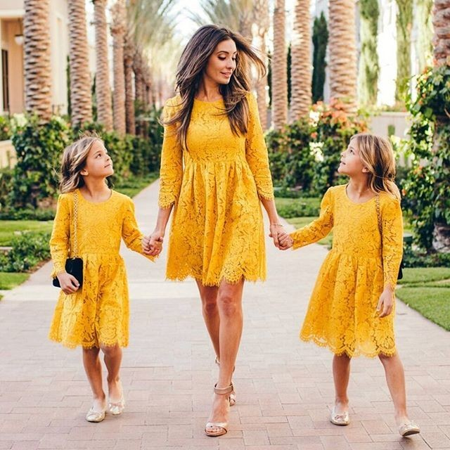 Найдены самые красивые в мире девочки-близняшки