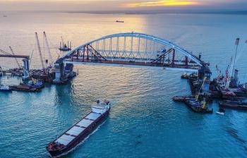 Украинский генерал заявил, что Крымский мост уязвим для ракетных ударов