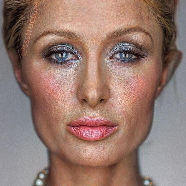 Крупным планом: 25 фото признанных красоток, чья внешность не так безупречна, как мы думали