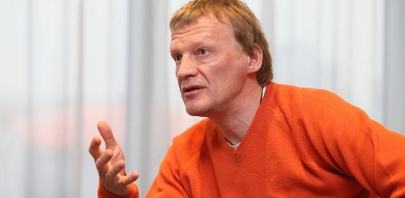 Актёр Алексей Серебряков назвал наглость и хамство национальной идеей России
