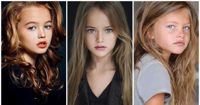 Как изменились 5 самых красивых детей мира