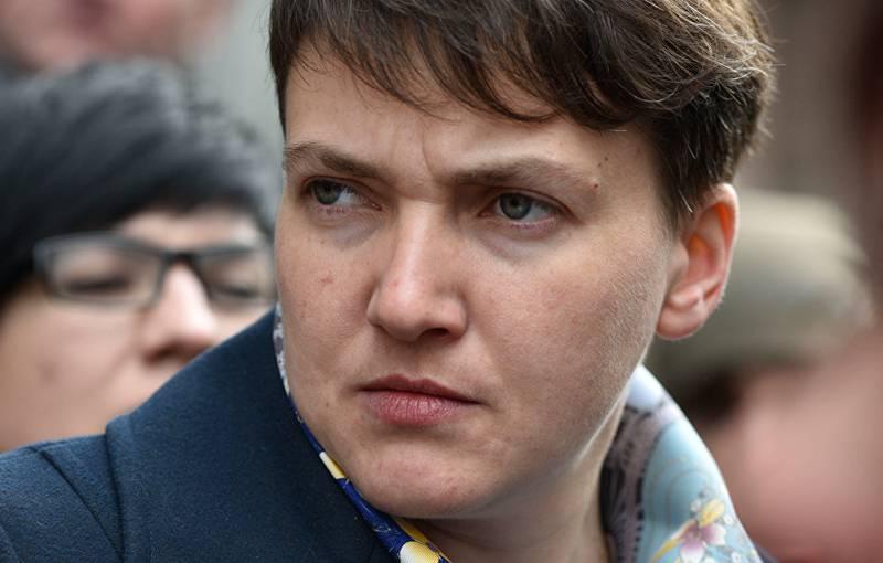 Савченко задержали в Киеве в связи с обвинением в подготовке госпереворота