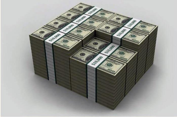 Что такое 17 триллионов долларов - это трудно представить