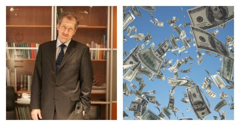 У чиновника из Ростехнадзора изъяли больше миллиарда