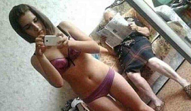 Самые скандальные снимки из социальных сетей
