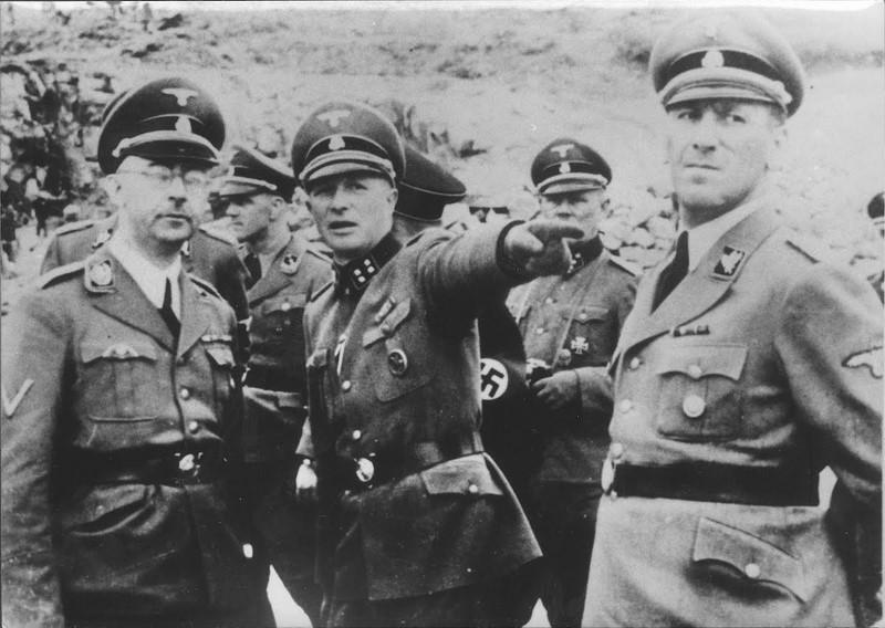 Какие вещи больше всего поразили немецких оккупантов в СССР