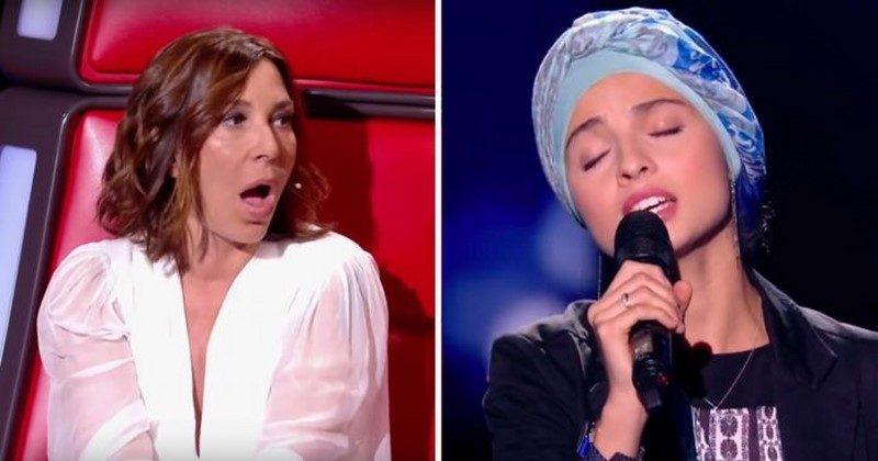 Молодая девушка начала петь песню «Аллилуйя», но вскоре был такой поворот, которого не ожидали даже судьи!