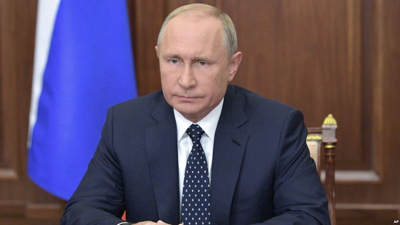 Пенсионная реформа устами Путина: 10 предложений президента