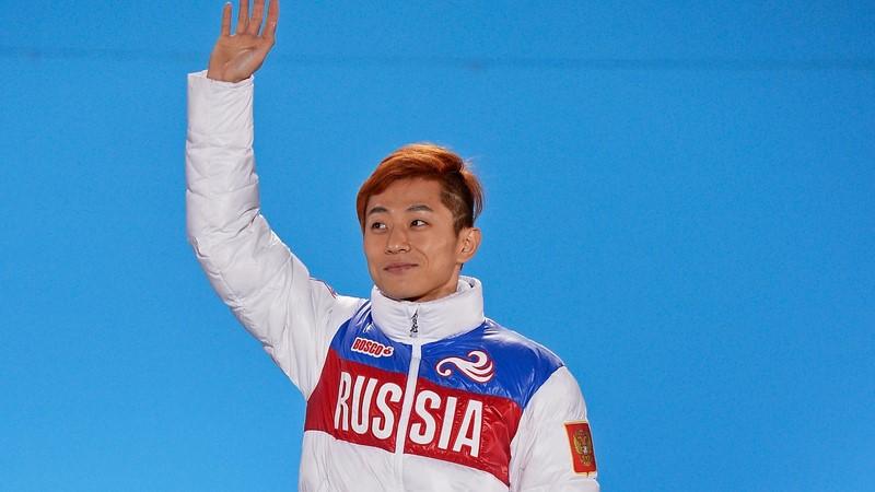 Виктор Ан попрощался с Россией