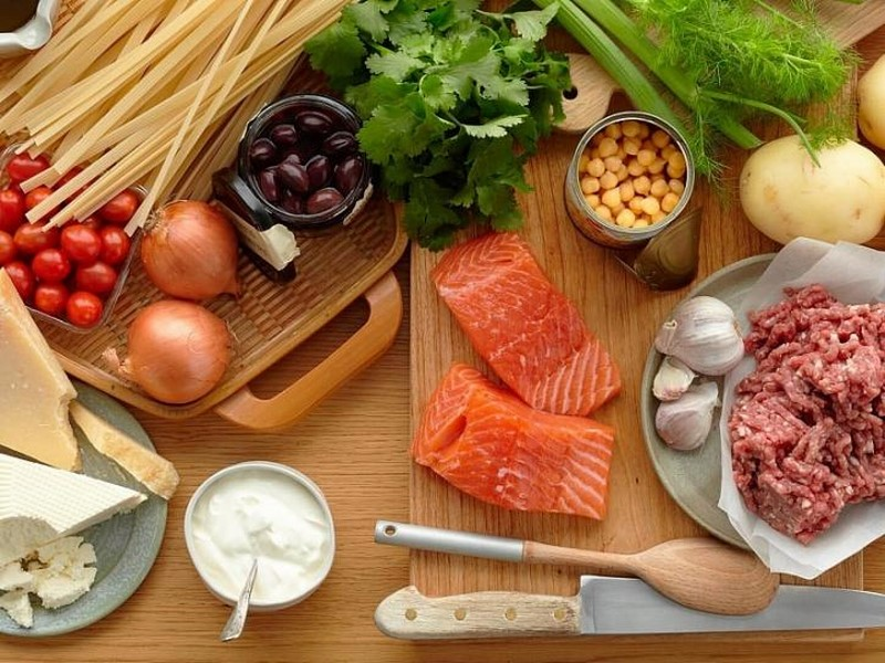 5 продуктов, которые нужно есть каждый день, чтобы оставаться здоровым