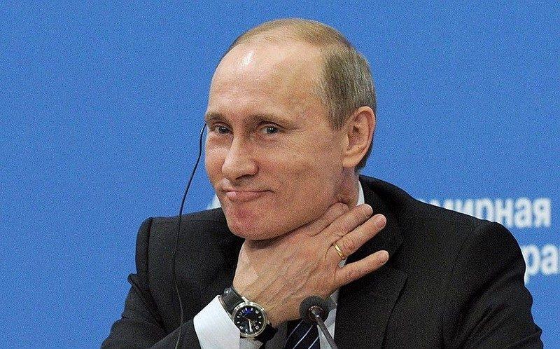 нельзя шутить о Путине