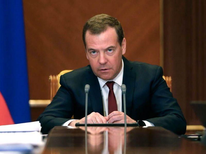 Дмитрий медведев призвал разделять критику власти