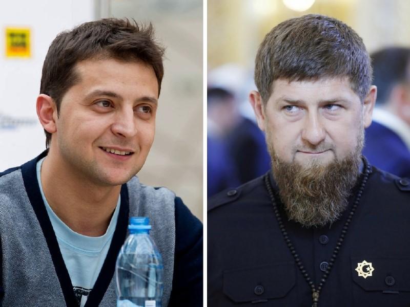 Кадыров прокомментировал избрание Зеленского
