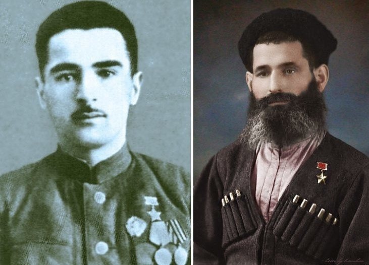 Хаджимурза Мильдзихов