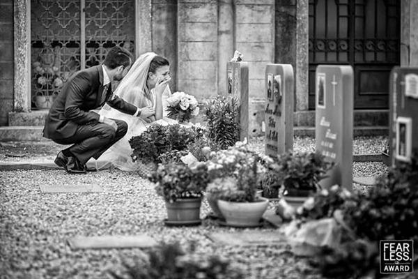 20 шикарных снимков с конкурса на лучшую свадебную фотографию 2017 года